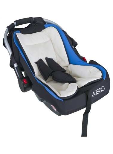 Jusso Jusso Fiona Taşıma Koltuğu Ve Ana Kucağı Mavi